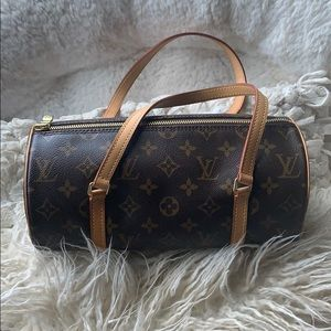 Louis Vuitton MONO PAPILLON 30- 100% AUTHENTIC